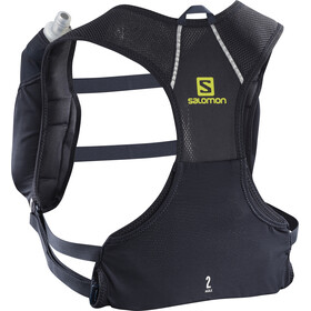 Salomon Agile 2 Vest Set Night Sky/Sulphur Spring